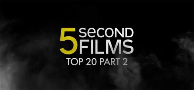 5 Second Films - Best of Teil 2 5secondfilms_top20