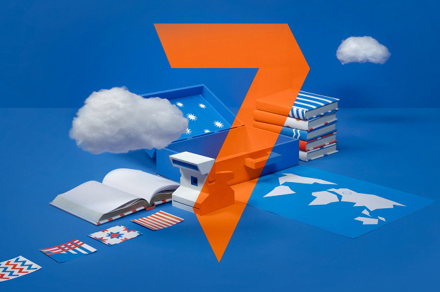 Stylish Russian TV-Redesign: 7TV 7TV_motion_design