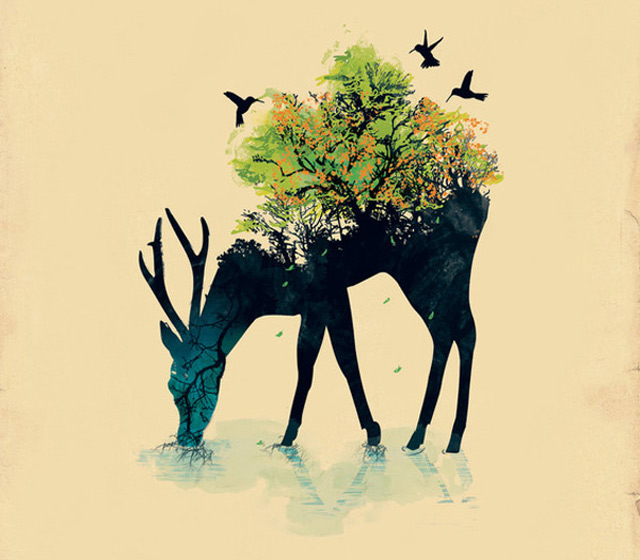 illustrations by Budi Satria Kwan