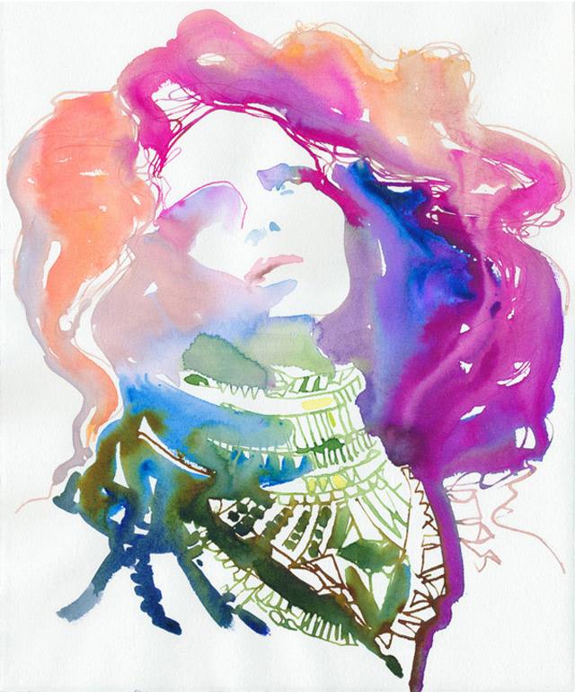 Leicht & bunt: Aquarelle von Catherine Parr Catherine_Parr_03