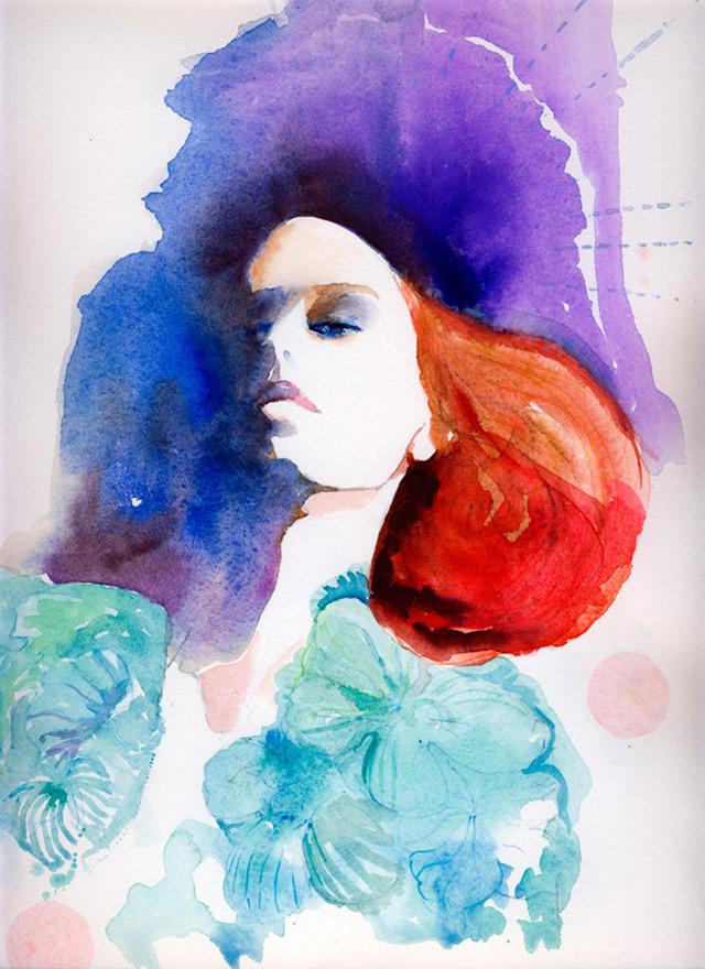 Leicht & bunt: Aquarelle von Catherine Parr Catherine_Parr_06