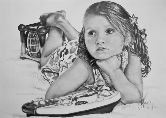 Zeichnungen: Julija Zelezova Julija_Zelezova_04