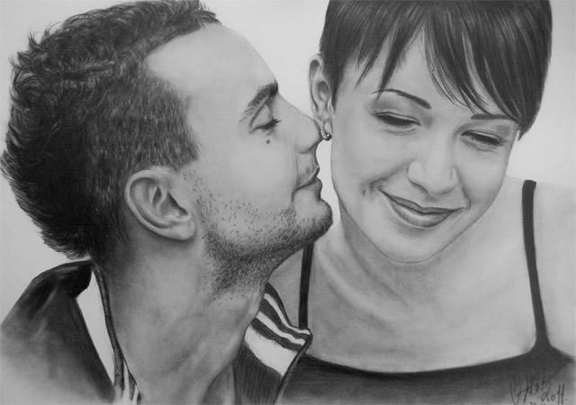 Zeichnungen: Julija Zelezova Julija_Zelezova_05