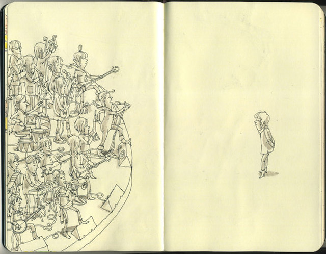 Notizbuch-Illustration: Mattias Adolfsson Mattias_Adolfsson_18