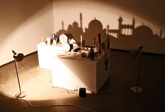 shadow art by Rashad Alakbarov