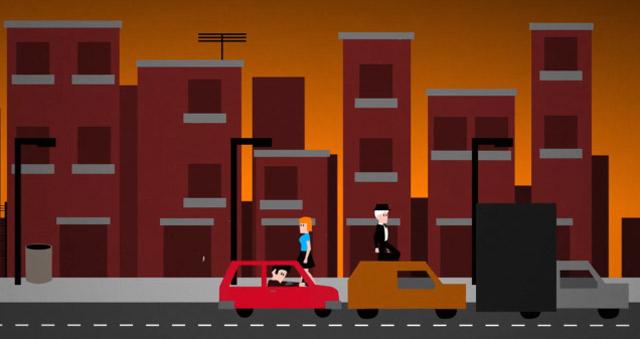 Animated Short: Road Rage