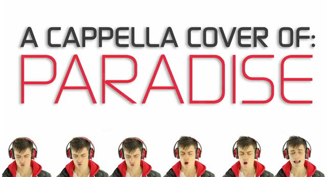 A Capella / Beatbox-Cover von Paradise (Coldplay)