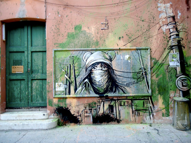 Street Art: AliCé