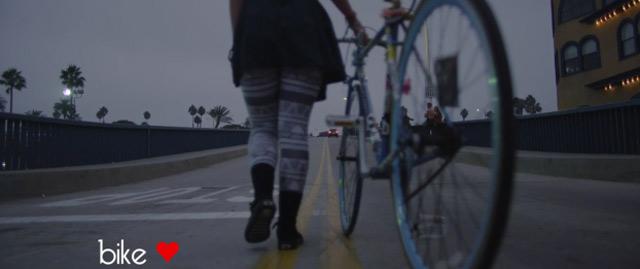 Fahrrad-Liebe: Bike ♥ bikelove_short