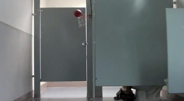 Basketball-Trickshots von David Kalb davidkalbbasketballtrickshots