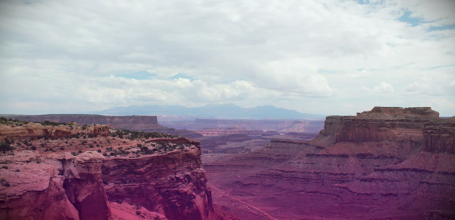 Beautiful Timelapse: Die amerikanischen Canyons elevated