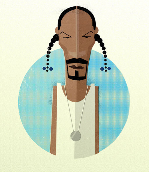 Illustration: Hip Hop Heads hiphopheads_03