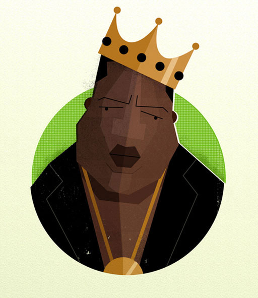Illustration: Hip Hop Heads hiphopheads_05