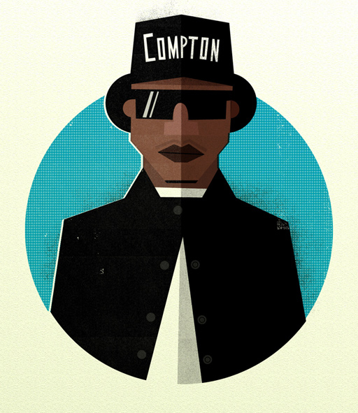 Illustration: Hip Hop Heads hiphopheads_09