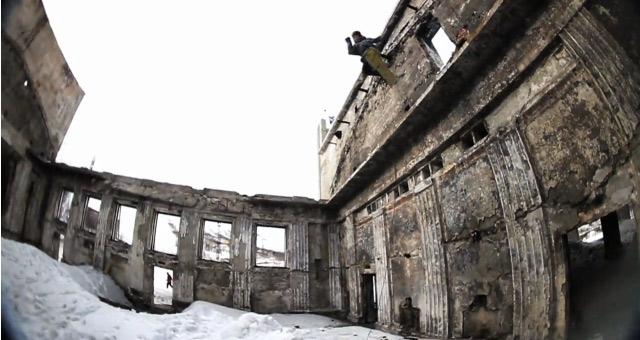 34 Minuten Snowboarding: La Resistance la_resistance_snowboarding