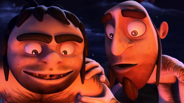 Animated Short: Die Entdeckung des Feuers ladufeu