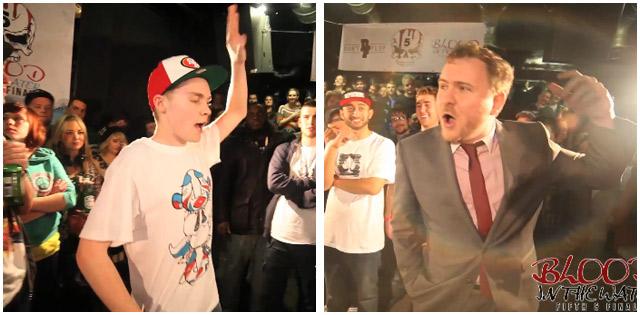 Rap Battle: 17-Jähriger gegen seinen Englischlehrer rapbattleenglishteacher