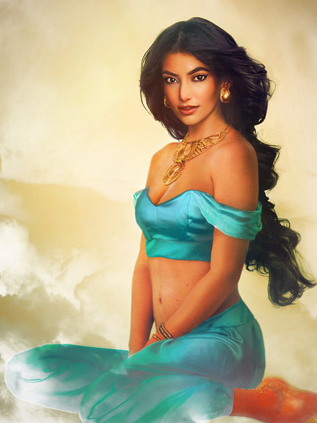 Real Life Disney Princesses real_disney_princesses_06