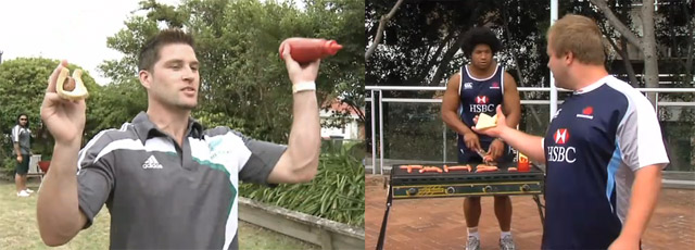 Rugy: Trickshots der All Blacks und deren Persiflage rugby_skills