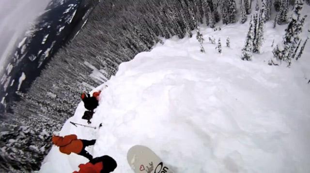 Snowboard POV: Stephan Maurer snowboard_POV