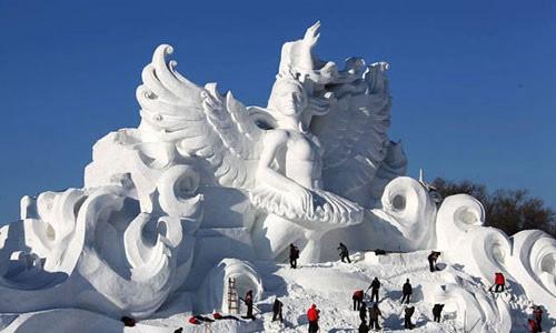 Schneeskulpturen snowsculptures_06