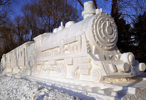 Schneeskulpturen snowsculptures_08