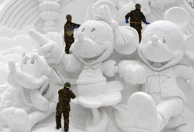 Schneeskulpturen snowsculptures_09