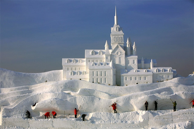 Schneeskulpturen snowsculptures_11