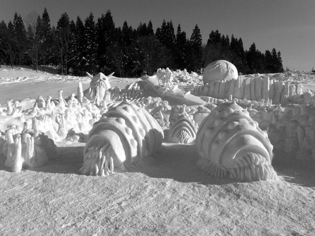 Schneeskulpturen snowsculptures_12