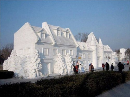 Schneeskulpturen snowsculptures_14
