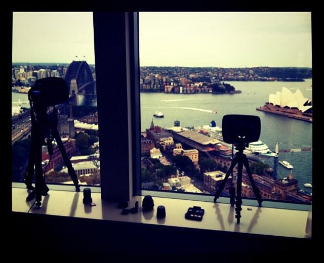 Tiltshift/Timelapse: Sydney rund ums Opernhaus sydney_tiltshift_bloom_02