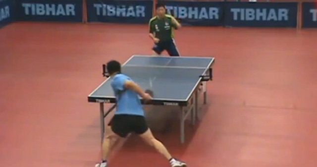 Tischtennis-Highlights 2011 tabletennishighlights2011