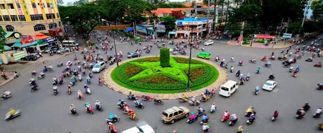 Vietnam Traffic Timelapse
