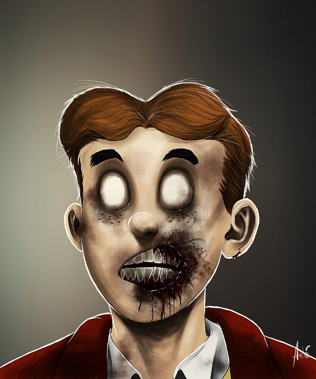 Comic-Charaktere Zombified zombified_cartoons_10