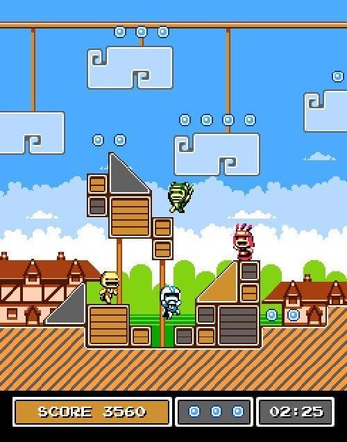 2000er Games im 80er-Look