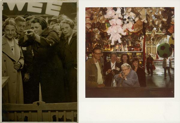 Fotoserie: Frau 73 Jahre am Schießstand 73_Jahre_Schiessstand