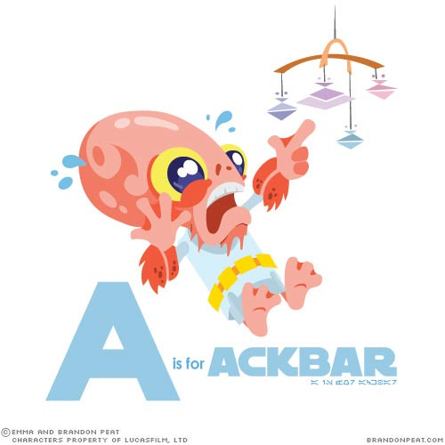 Lovely: Das Star Wars Alphabet AisforAckbar_01
