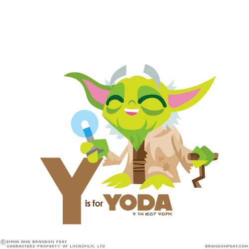 Lovely: Das Star Wars Alphabet AisforAckbar_25