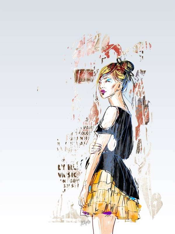 Knallige Illustrationen: Ania Uliash Ania_Uliash_04