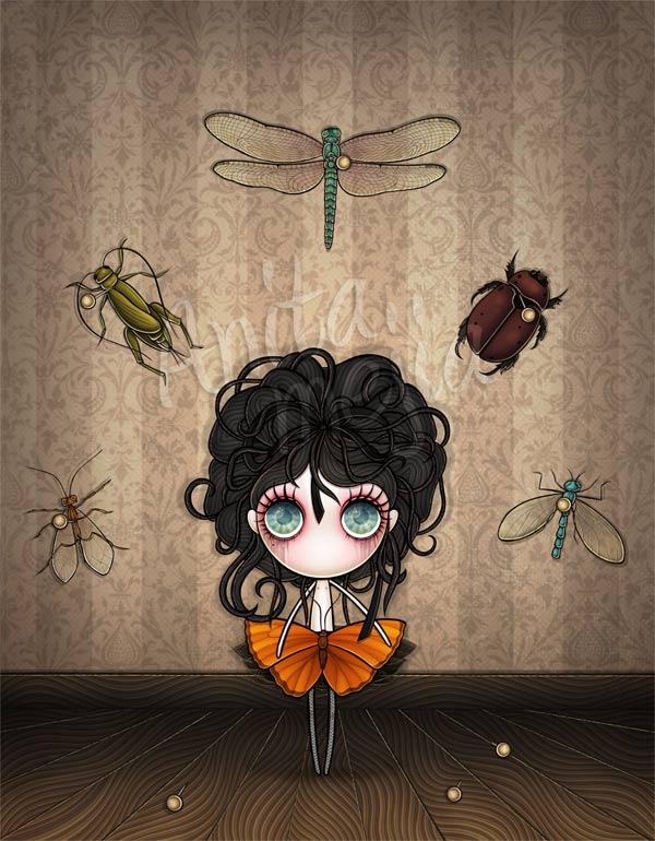 zuckersüße Illustrationen: Anita Mejía Anita_Mejia_01