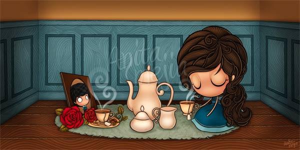 sweet illustrations by Anita Mejía