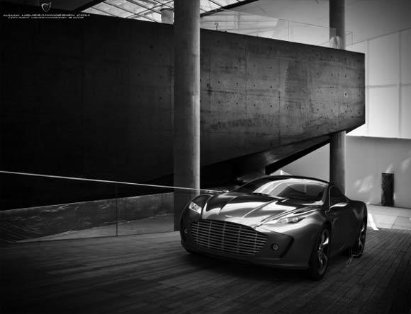 Aston Martin Gauntlet Concept