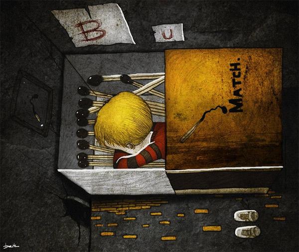 Berk Öztürk Illustrations