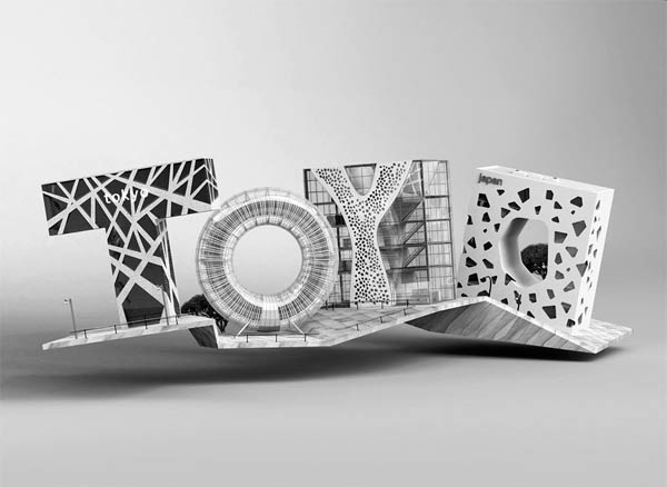 3D-Typographie: Chris Labrooy Chris_Labrooy_11