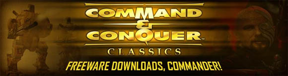 Command and Conquer free classics