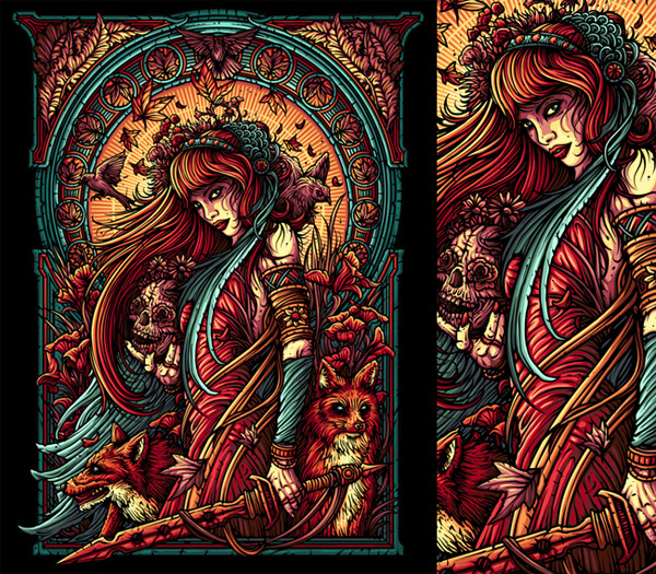 Illustrations by Dan Mumford