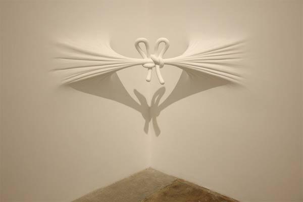 sculptures by Daniel Arsham