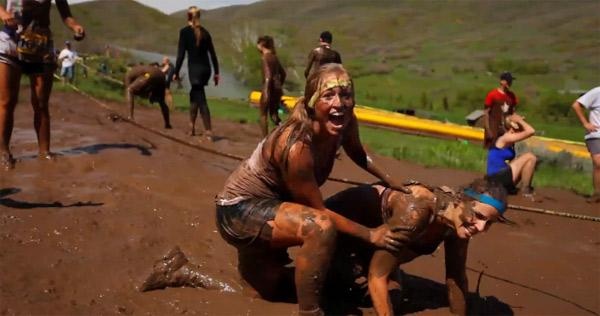 Schlammrennen: Dirty Dash Dirt_Dash