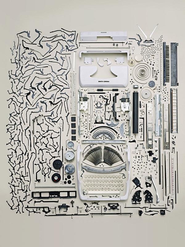 Explodierende Technik-Innereien Disassembly_10