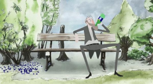 Animated Short: Und Täglich trinkt das Grummeltier Drawing_Inspiration
